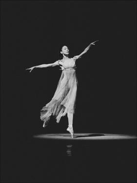 Margot Fonteyn, Ondine by Frederika Davis
