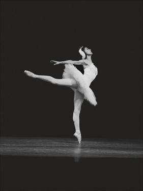 Margot Fonteyn, Swan Lake 1963 by Frederika Davis