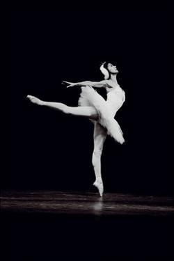 Margot Fonteyn, Swan Lake 1963 by Frederika Davis