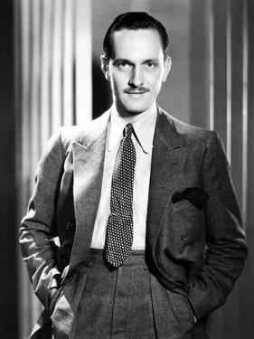 Fredric March, Ca. Mid-1930s