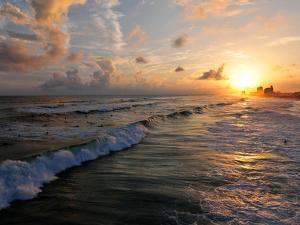 Pensacola Beach Sunset by Fredrick Corey Chestnut