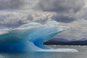 Icebergs in Laguna San Rafael, Laguna San Rafael NP, Aysen, Chile by Fredrik Norrsell