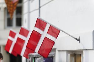 Street Scenes from Nyhavn, Copenhagen, Sjaelland, Denmark by Fredrik Norrsell