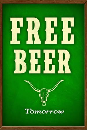 Free Beer Tomorrow College Drinking