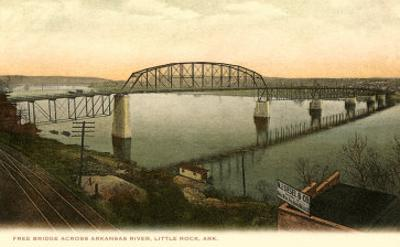 Free Bridge, Little Rock, Arkansas