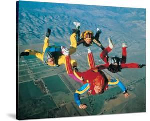 Free Fall Formation