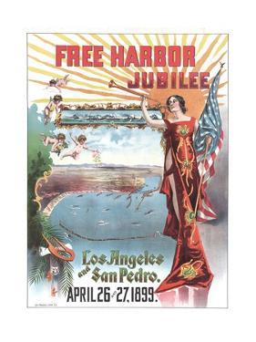 Free Harbor Jubilee Poster