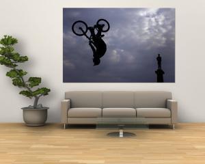 Free Ride BMX Practice