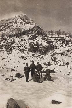 Free State of Verhovac-July 1916: Italian Soldiers in the War Zone During the Winter