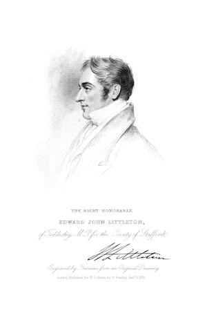 Edward Baron Hatherton