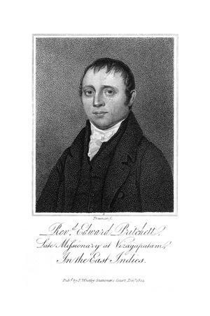 Edward Pritchett