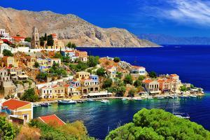 Wonderful Greece. Symi Island , Dodecanese by Freesurf