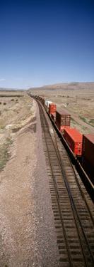 Freight Train, Arizona, USA