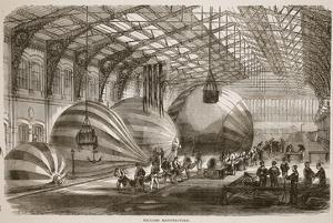 Balloon Manufactory by French