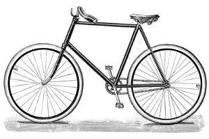 French Bicycle, c1920