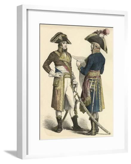 French Generals 1799-00--Framed Giclee Print