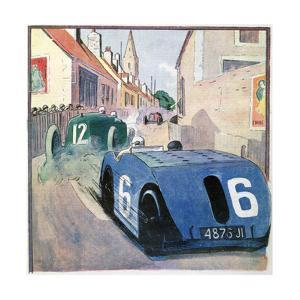 French Grand Prix, Circuit De Touraine, Tours, France, 1923