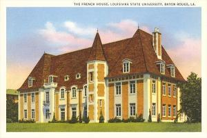 French House, LSU, Baton Rouge
