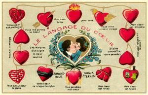 French Language of the Heart