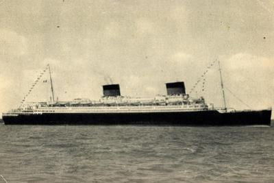 French Line Cgt, S.S. Liberté, Dampfschiff