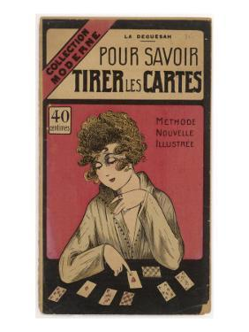 French Manual on How to Tell Fortunes with Playing Cards