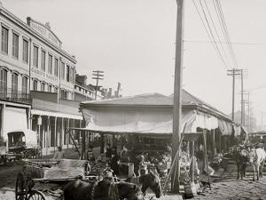 French Market, New Orleans, La.