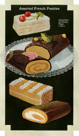 French Pastries I