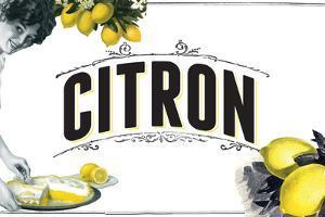 French Produce Lemon