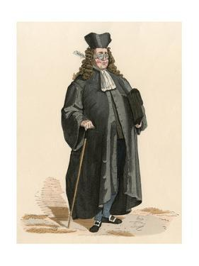 French Solicitor, 1725
