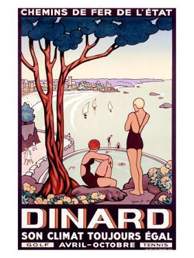 French State Railway, Travel to Dinard