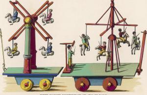 French Toys of Fairground Amusements