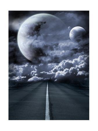 Road To Surreal Galaxy by frenta