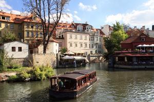 Vltava River, Prague, Czech Republic. by frenta