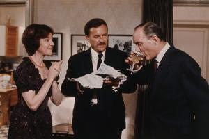 FRENZY, 1972 directed by ALFRED HITCHCOCK Anna Massey, Jon Finch and Alex Mc Cowen (photo)