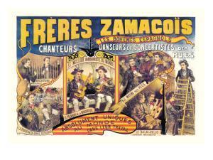Freres Zamacois
