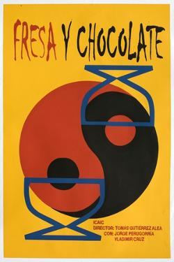 Fresca Y Chocolate Movie Poster