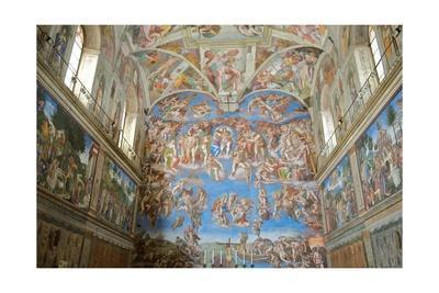 https://imgc.allpostersimages.com/img/posters/fresco-paintings-by-michelangelo-in-the-sistine-chapel_u-L-PRGN1A0.jpg?p=0