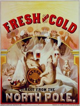 Fresh and Cold - Direct from the North Pole