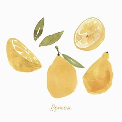 Fresh Lemons by Isabelle Z