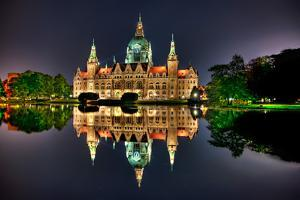 Hannover Rathaus by Fresh photos from all over the worls