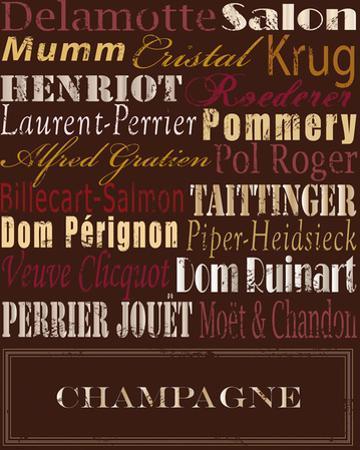Champagne by Freyman