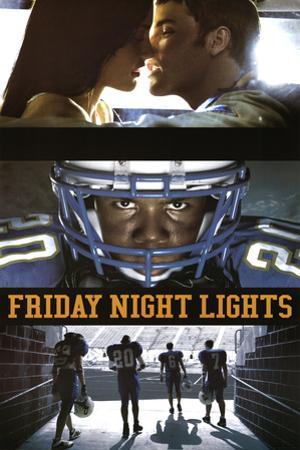 Friday Night Lights TV Poster Print