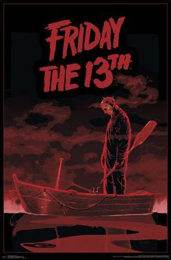 Friday the 13th - Boat