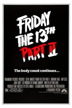 FRIDAY THE 13TH PART 2 [1981], directed by STEVE MINER.