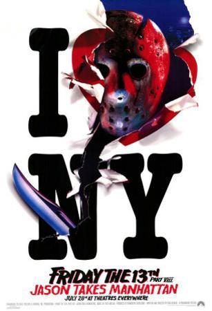 Friday the 13th Part 8 Jason Takes Manhattan