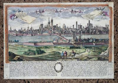 The City of Pavia and the River Ticino, C.1740