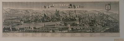 View of Florence (Engraving)