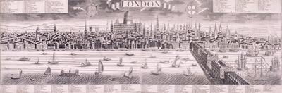 View of London, C1710
