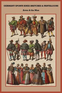 Germany Sports Knee-Britches and Pantaloons Arms and the Man by Friedrich Hottenroth