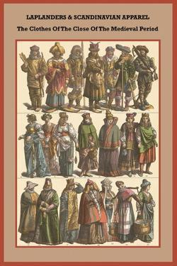 Laplanders and Scandinavian Apparel - Close of the Medieval Period by Friedrich Hottenroth
